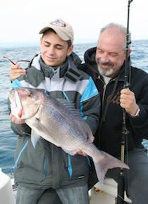 A Sorrento arriva la scuola di pesca