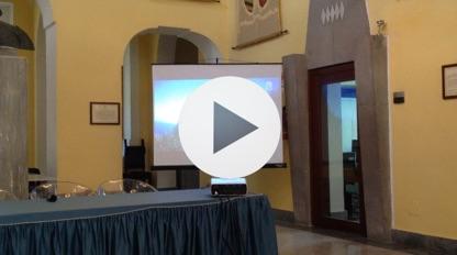 Presentato al Comune il nuovo video promozionale della Fondazione Sorrento