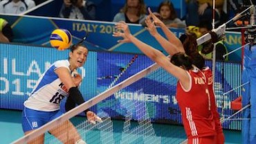 """Il sogno mondiale dell'Italia si infrange contro la """"Muraglia cinese"""""""