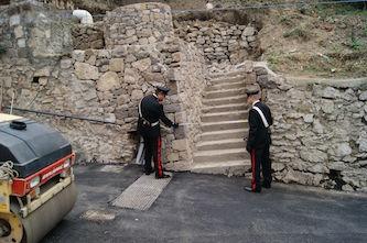 Sicurezza nei cantieri, multato il sindaco di Vico