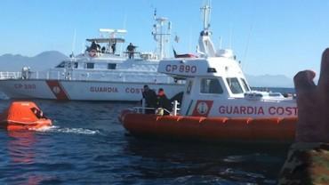 Cadavere ripescato nel porto di Napoli