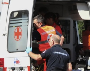 "Incidente mortale lungo la statale ""Amalfitana"""