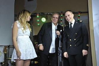 Matrimonio da favola al Tramontano con la musica di Jerry Calà