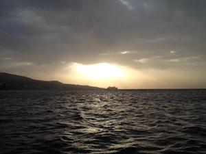 """Un selfie nel """"Mare d'inverno"""", il contest fotografico che parte dalla penisola sorrentina"""