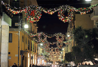 "Dal 21 al 23 novembre, al via a Sorrento un week-end con ""Shopping sotto l'albero"""