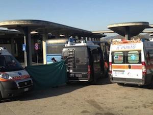 Tragedia a Fisciano, studentessa universitaria investita da un autobus