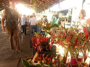 """Domenica torna il """"Mercato della Terra"""" Slow Food"""