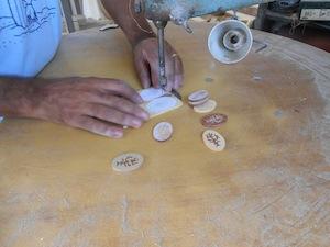 L'artigiano sorrentino Tony Wolfe in mostra a Benevento