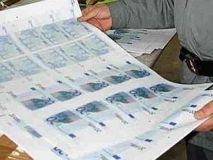 Banconote false, l'inchiesta che da Napoli porta a Sorrento