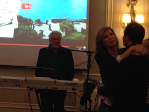 Notte magica con Peppino di Capri e Veronica