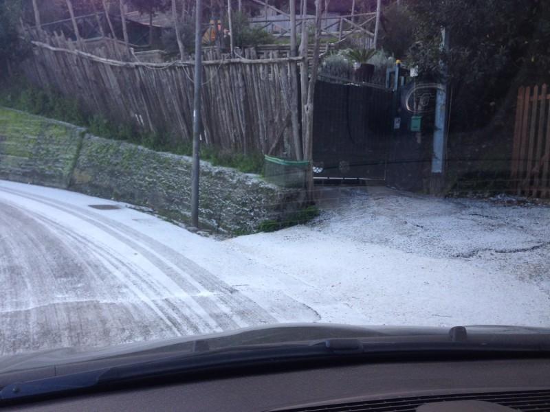 Il 2014 ci saluta con la neve