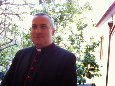 Don Castellano parroco di Seiano, Scolari a Massa Lubrense