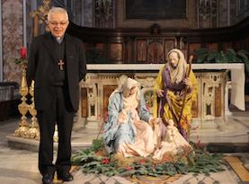 Gli auguri di Natale dell'arcivescovo Alfano – video –