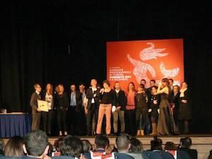 Giornate professionali del Cinema di Sorrento: consegnati i biglietti d'oro