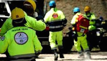 A Sorrento esercitazione della Protezione Civile per le alluvioni