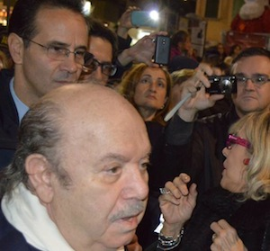 Lino Banfi chiude gli Incontri del Cinema di Sorrento 2019