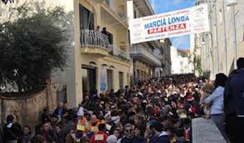 Domani la 40sima Marcialonga di Massa Lubrense