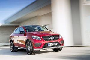 Nuova Mercedes GLE, il SUV Sportivo
