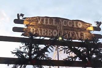 """A Piano inaugurato """"Il villaggio di Babbo Natale"""""""