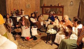 Undici appuntamenti col presepe vivente di Casarlano