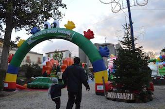 A Piano di Sorrento torna il villaggio di Babbo Natale