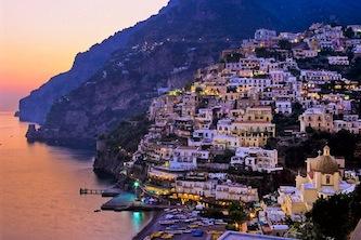 Coste più belle d'Italia: spiccano l'Amalfitana e la Sorrentina