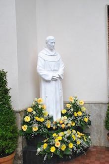 Una nuova statua per San Ludovico