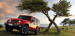 Nuova Jeep Wrangler X