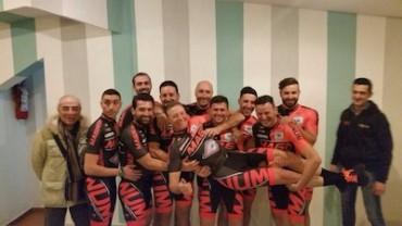 """Ciclismo: all'hotel Le Terrazze la presentazione della squadra """"Team racing magnum"""""""