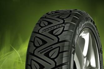 Arriva Goodyear: il pneumatico realizzato con gli scarti del riso