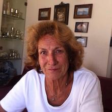 Lutto a Capri: è morta Marisa Zanichelli