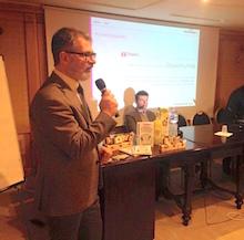 Un seminario sulle nuove frontiere della ristorazione
