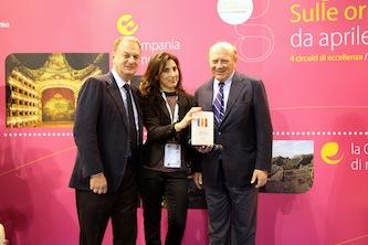 BIt di Milano premiata Sorrento: la città con gli hotel meglio valutati dal web