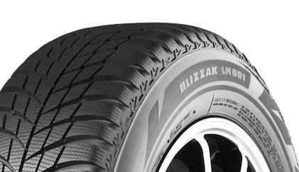 Bridgestone Blizzak LM001, per le piogge di questi giorni