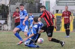 Festa del gol tra Sant'Agnello e Nocerina