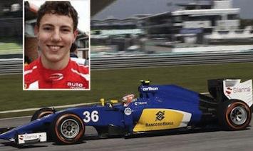 Un pilota campano in Formula 1