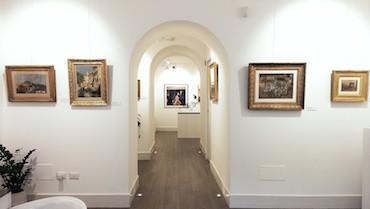 La Wonderwall Art Gallery apre alla Sorrentoarteexperience