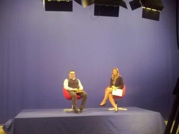 Questa sera il candidato alla Regione Davide Infuso sarà in onda su Napolitv