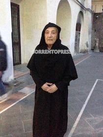 Ha 91 anni e da 75 non si perde una precessione del Venerdì Santo