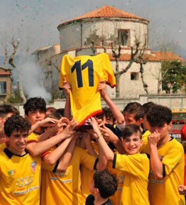 La Nick Calcio Bari batte il Cesena in finale (1-0) e si aggiudica il 2° Torneo delle Sirene