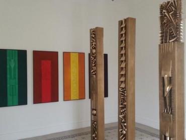 Venerdì l'inaugurazione della mostra di Arnaldo Pomodoro