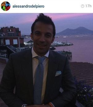 La lezione morale di Alessandro Del Piero ai tifosi della Juventus