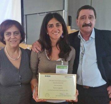 La ricercatrice sorrentina Sara Coppola premiata dall'Ieee