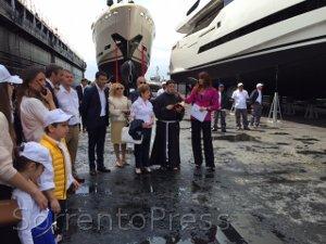 Cantieri Palumbo, Napoli capitale di lusso e tecnologia -video-