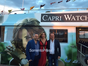Capri Watch, entro l'estate un negozio a Sorrento