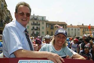 Carmine Castellano presenta il suo libro sul Giro d'Italia