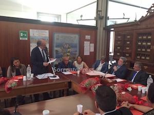 Vicenda bilancio, la replica di Staiano a Balducelli e Fiorentino