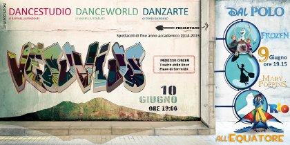 Danza, due giorni di spettacoli