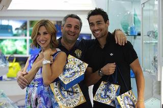 Capri Watch festeggia 20 anni con un nuovo negozio