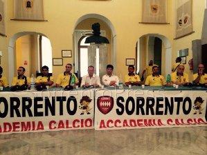 Accademia, il calcio per i giovani è qui